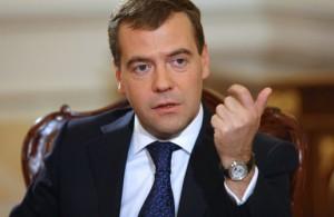 Медведев: новый закон о госзакупках заработает с 2014 года